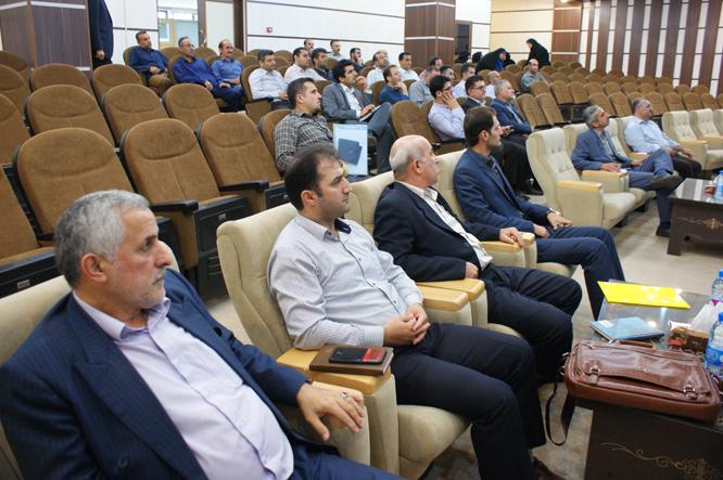 سمینار آموزشی راهکارهای مدیریت مصرف انرژی در شرکت گاز استان گیلان برگزار شد